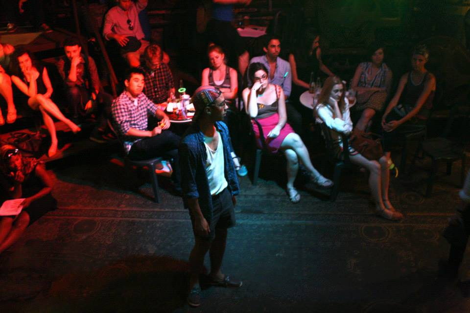 Shakespeare in the Pub: 12th night