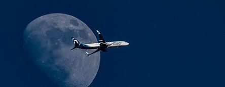 Moon and Alaska Plane 1-23-2021 -1.jpg