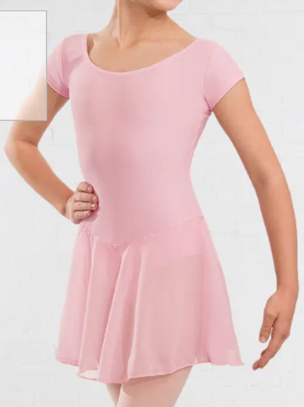 Pink Milly Skirted Leotard