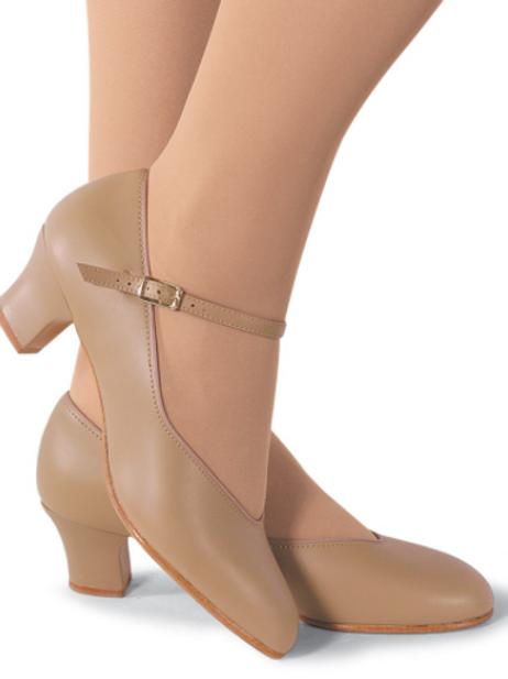 Capezio Footlight Character Shoe