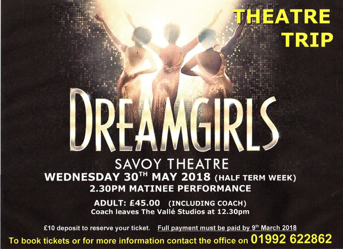 CHECK OUT OUR LATEST THEATRE TRIP...