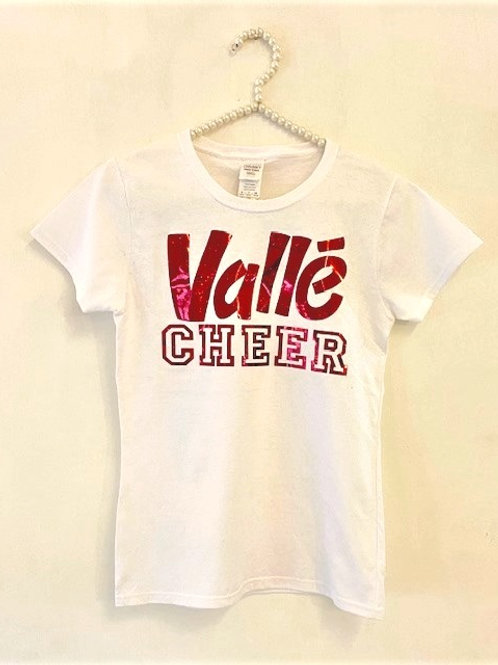 Cheer Leading Class Uniform T-shirt