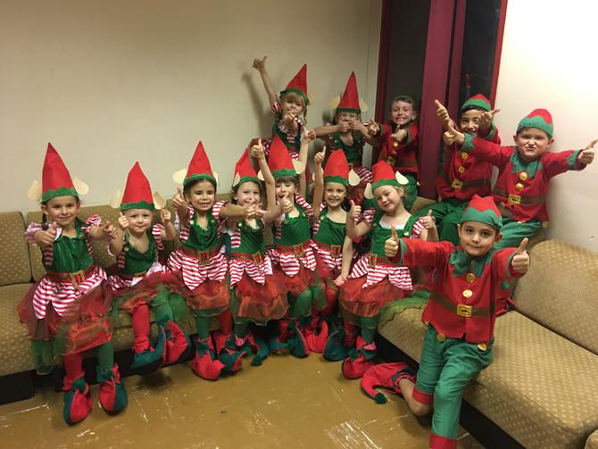 WOW!!! Elf The Musical