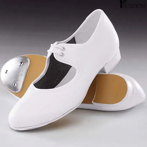 Low Heel PVC Tap Shoe