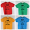 Thumbnail: Stage 1 & Stage 2 Musical Theatre Class Uniform T-shirts