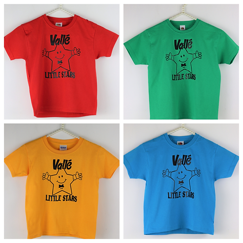 Stage 1 & Stage 2 Musical Theatre Class Uniform T-shirts