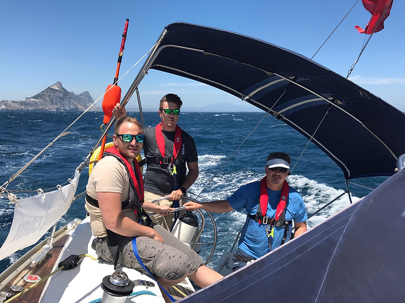 yachtmaster exams