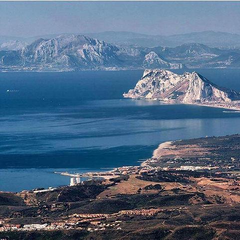 GIbraltar Mediterranean Atlanti