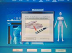 Sensorischer Scanner