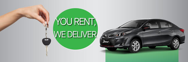 You Rent , We Deliver