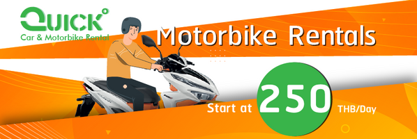 Daily Motorbike Rentals Service