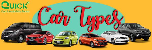 Car types
