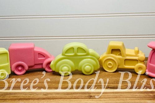 Kids Vehicles soap