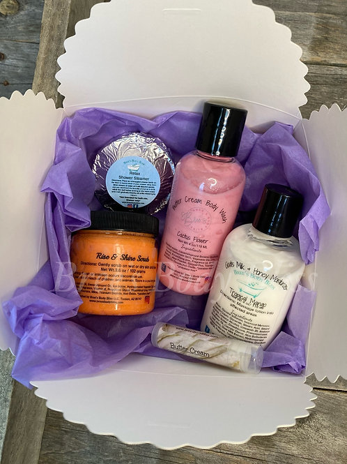 Mothers Day Box Shower