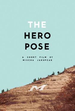 Poster - The Hero Pose (USA)