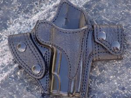 High Ride Snap Removable Holster