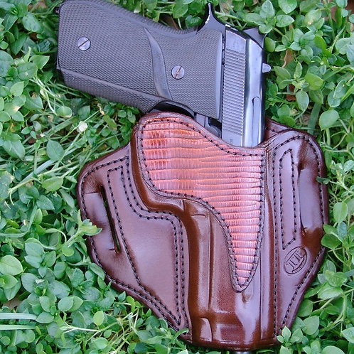 High Ride Pancake Holster
