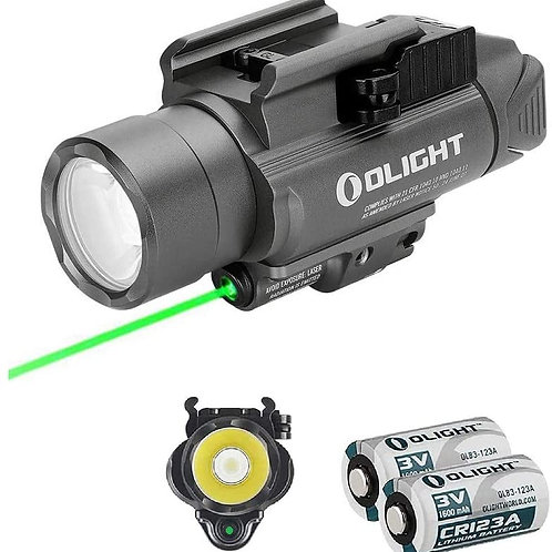 OLIGHT Baldr Pro 1350 Lumens Tactical Weaponlight