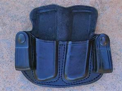 IWB/OWB Convertible Double Mag Holder