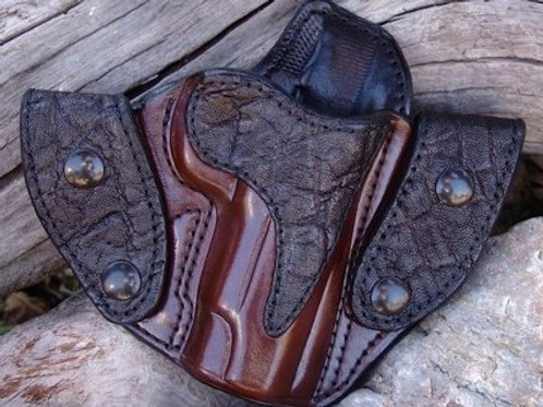 Snap Removable Pancake Holster
