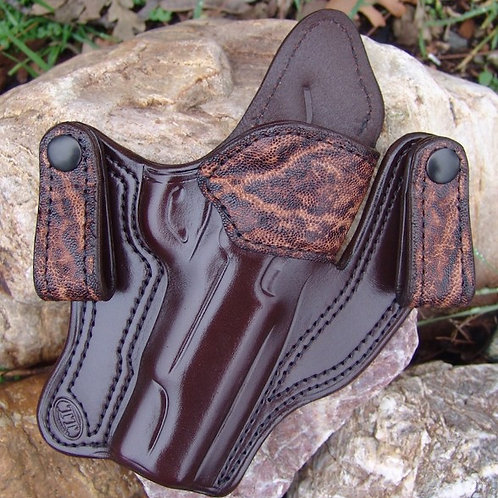 """Reinforced IWB """"Mikes Special""""Holster"""