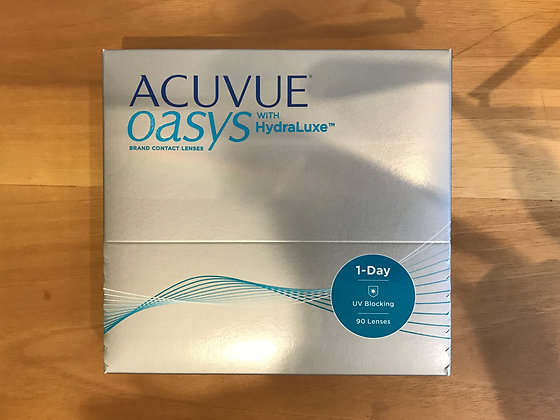 Acuvue Oasys 1Day Conf. 90 pz