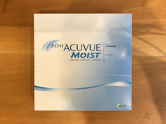 Acuvue Moist Conf. 90 pz