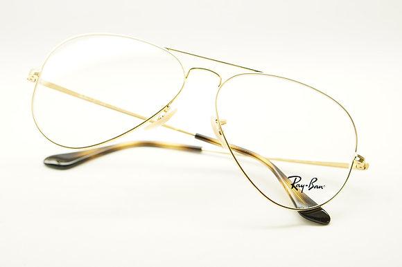 ottica cavour milano rayban eyewear 6489 aviator