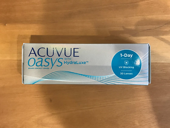 Acuvue Oasys 1Day Conf. 30 pz