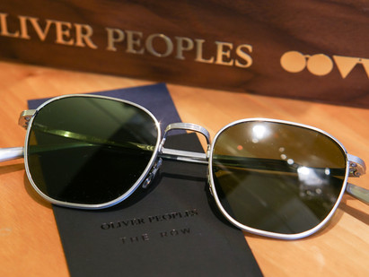 Oliver Peoples, The Row Collaboration
