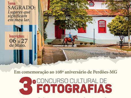 3° Concurso Cultural de Fotografias