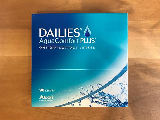Alcon AquaComfort Plus Conf. 90 pz