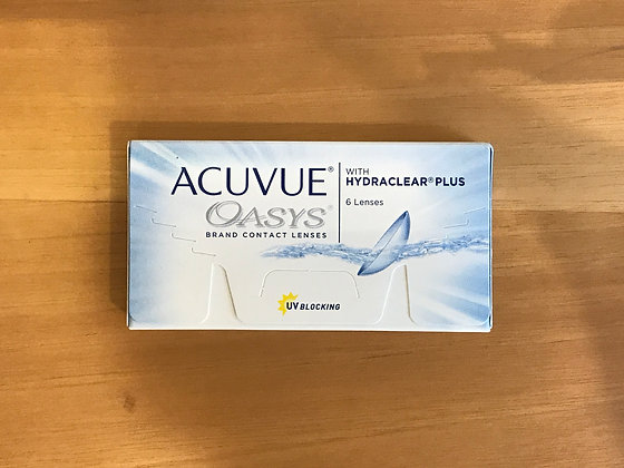 Acuvue Oasys Conf. 6 pz