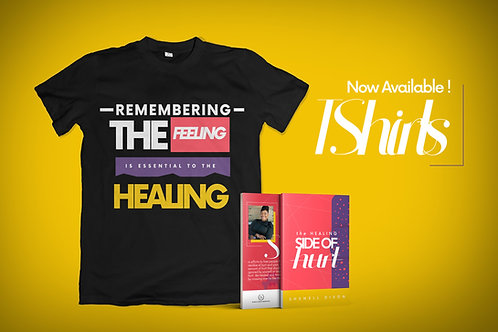 """Remembering the Feeling"" T-Shirt"