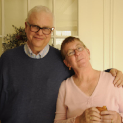 Whitley and Anne Strieber