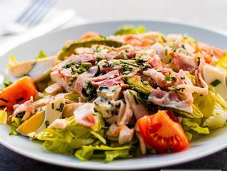 Mais qu'est ce qu'il y a dans notre salade Cobb 🥗 ??