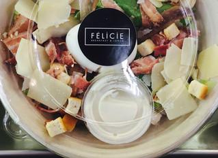 Au revoir la salade des îles, bonjour la Caesar Palace !