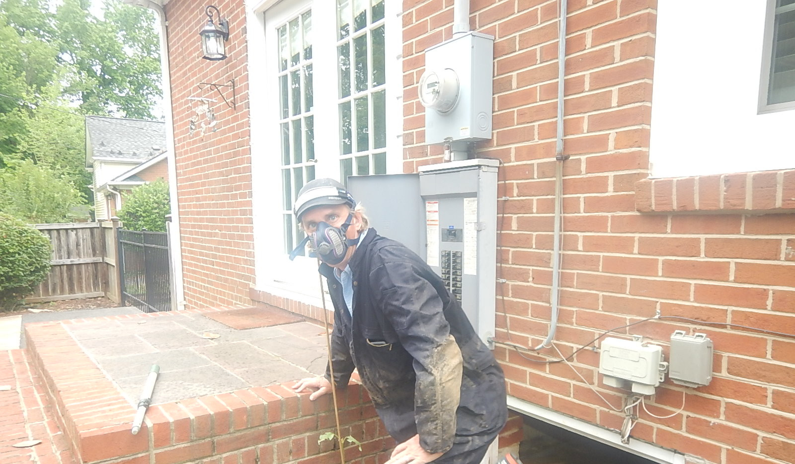 Inspector Michael with Home Vue Inspecti