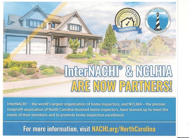 Free InterNACHI home inspector association membership