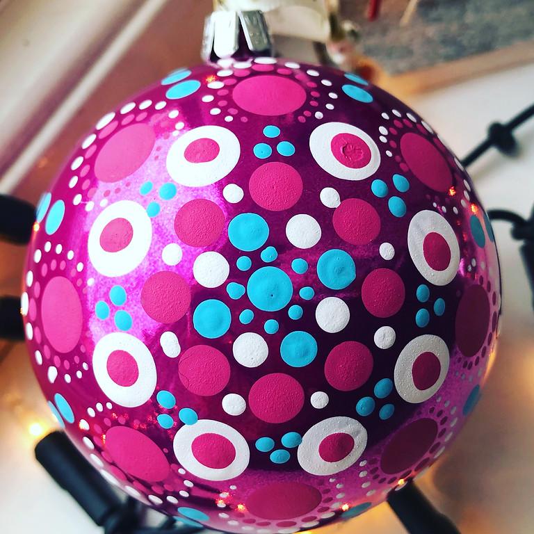 Mandala Dotting Christmas Special Workshop
