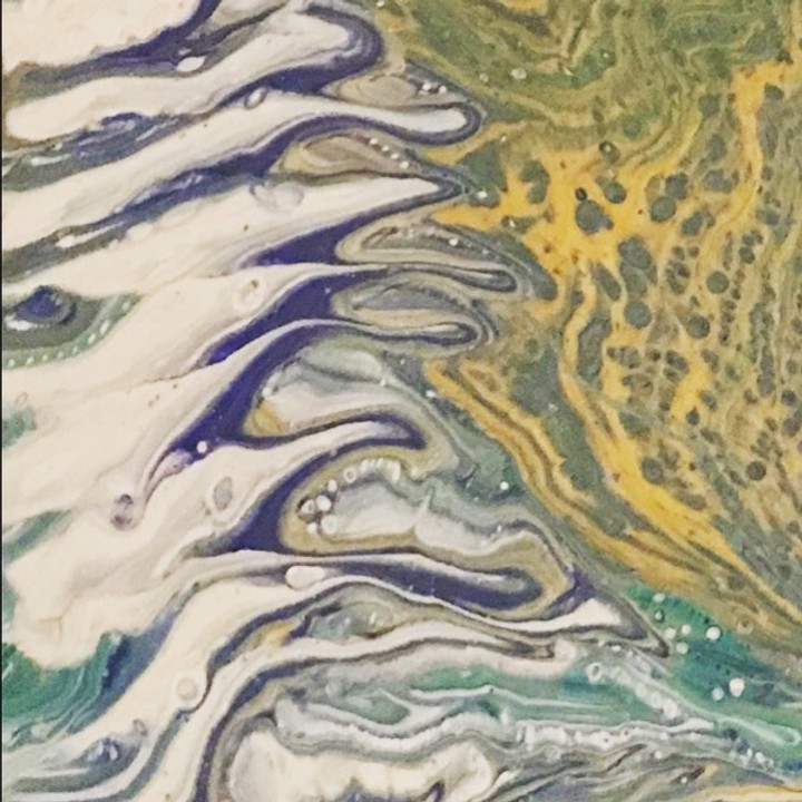 Acrylic Pour Workshop - SOLD OUT