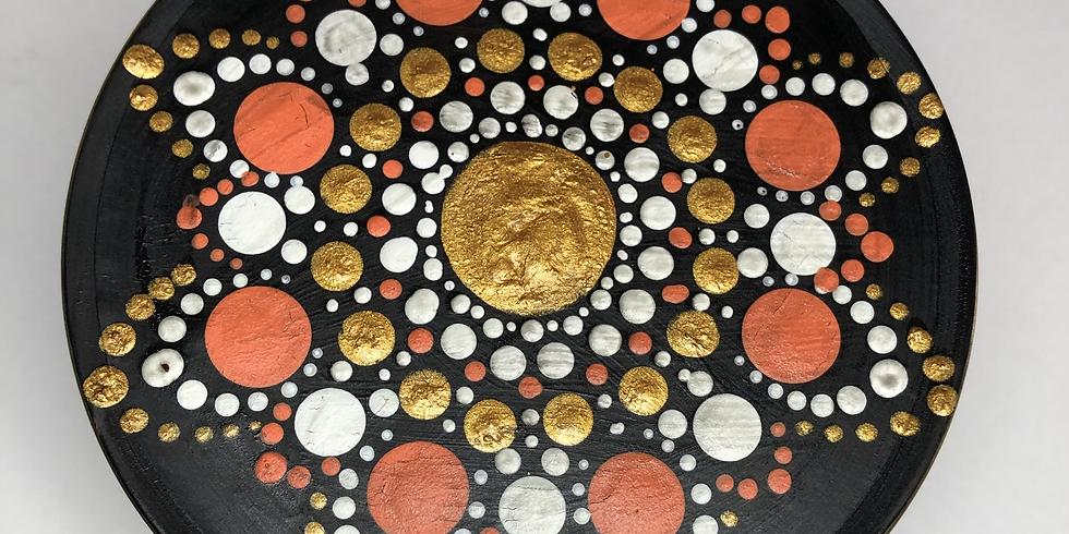 Mandala Stone Dotting Workshop