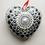 Thumbnail: Mandala Ceramic Heart