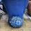 mandala stone dotting large garden decor Etsy