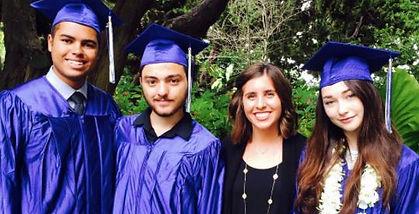 Pacific Academy Encinitas 100% College Acceptance