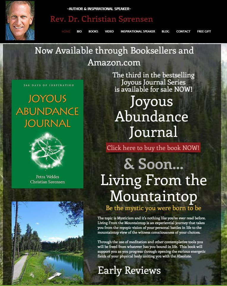 Joyous Abundance Journal