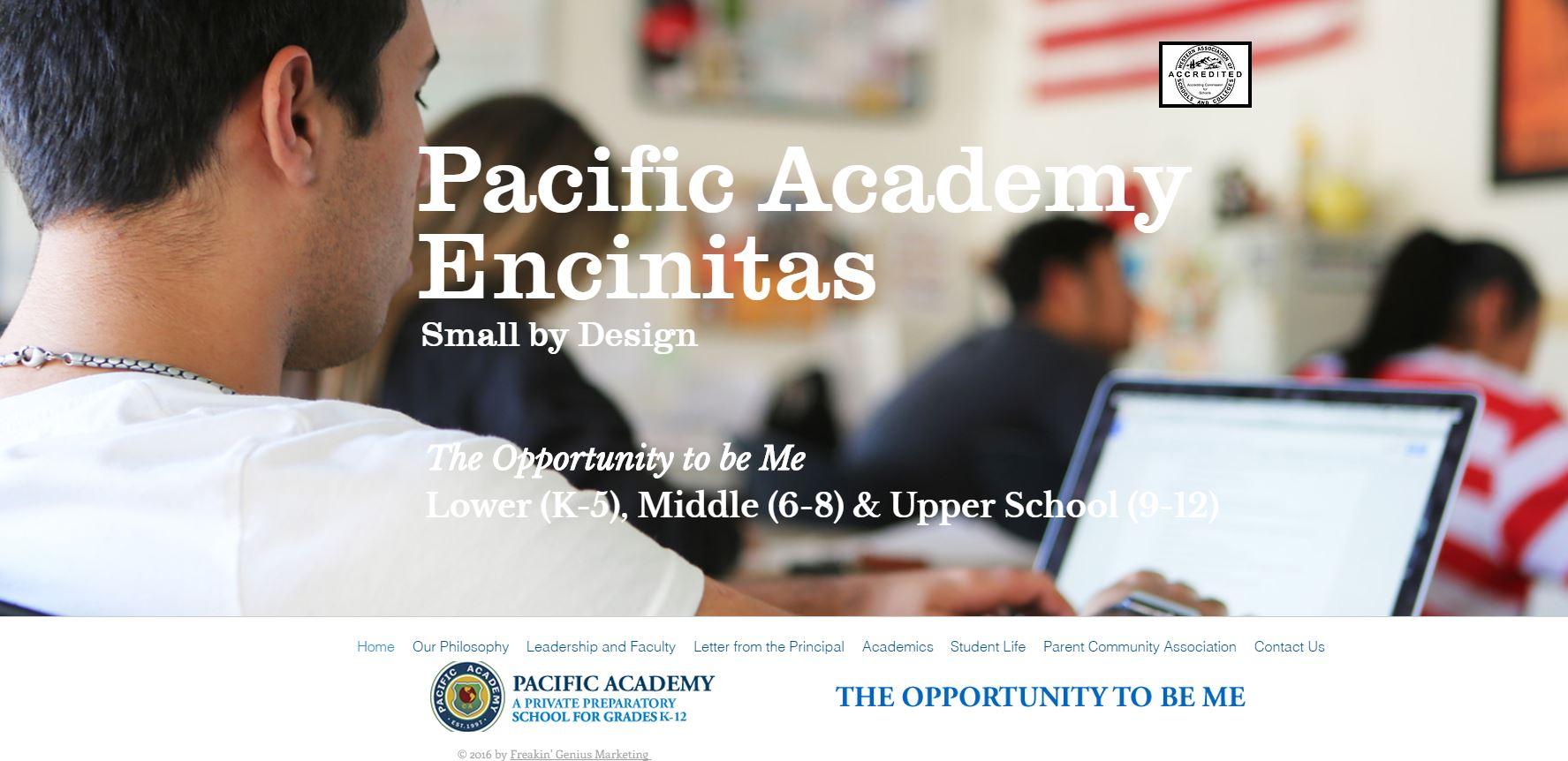 Pacific Academy Encinitas
