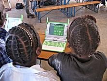 Students at Twabuka School, Zambia