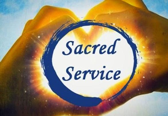 Sacred Service at Seaside Center for Spiritual Living