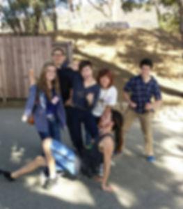 Seaside Teens at Seaside Center for Spiritual Living
